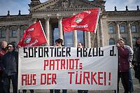 2015/01/29 Politik | Linkspartei gegen Patriots in der Türkei