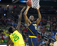 Cal Basketball M vs Oregon, March 10, 2017