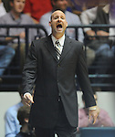 Mississippi head coach Andy Kennedy vs. Missouri at the C.M. &quot;Tad&quot; Smith Cliseum on Saturday, January 12, 2013. (AP Photo/Oxford Eagle, Bruce Newman)