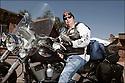 Arizona-Route 66<br /> Portrait<br /> Cameron trading post