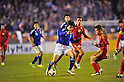 Kensuke NagaiJPN), .NOVEMBER 27, 2011 - Football / Soccer : Men's Asian Football Qualifiers Final Round for London Olympic Match between U-22 Japan 2-1 U-22 Syria at National Stadium in Tokyo, Japan. (Photo by Jun Tsukida/AFLO SPORT) [0003] .