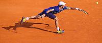 Fernando VERDASCO (ESP) against Novak DJOKOVIC (SRB) in the semi-finals. Fernando Verdasco beat Novak Djokovic 6-2 6-2..International Tennis - 2010 ATP World Tour - Masters 1000 - Monte-Carlo Rolex Masters - Monte-Carlo Country Club - Alpes-Maritimes - France..© AMN Images, Barry House, 20-22 Worple Road, London, SW19 4DH.Tel -  + 44 20 8947 0100.Fax - + 44 20 8947 0117