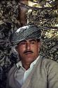 Iraq 1968 <br /> In a village, portrait of a Kurd   <br /> Irak 1968 <br /> Dans un village, portrait d'un homme