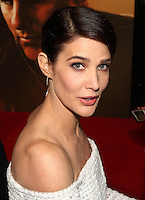 Cobie Smulders at the Jack Reacher Never Go Back European Premiere at Cineworld, Leicester Square, London on October 20th 2016<br /> CAP/ROS<br /> &copy;Steve Ross/Capital Pictures /MediaPunch ***NORTH AND SOUTH AMERICAS ONLY***