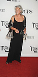 Tyne Daly attends th 66th Annual Tony Awards on June 10, 2012 at The Beacon Theatre in New York City.