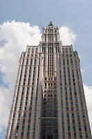 The Woolworth Building In Manhattan