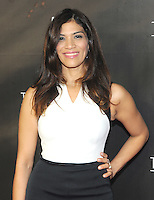 """NEW YORK, NY - June 23: Laura Gomez attends Logo's  2016 """"Trailblazer Honors""""June 23, 2016 at The Cathedral of St. John the Divine  in New York City .  Photo Credit: John Palmer/ MediaPunch"""