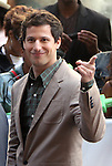 Andy Samberg on NBC's Today Show in New York City. June 8, 2012. &copy; RW/MediaPunch Inc.