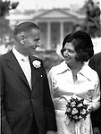 Helen Thomas UPI Douglas Cornell AP  Helen Thomas UPI, Doug Cornell AP Writer,  Helen and Doug married 10/16/71, White House correspondents, Doug and Helen married at St. Johns Church Lafayette Park, White House, Writer, correspondent,