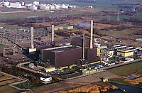 Deutschland, Schleswig- Holstein, Atomkraftwerk Brunsbuettel