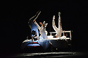 Quebecoise circus group, Les 7 Doigts de la Main (The 7 Fingers) present TRIPTYQUE, at Sadler's Wells. The piece shown is NOCTURNES, choreographed by Marcos Morau. Performers are: Franklin Luy, Marie-Ève Dicaire, Alexandra Mizzen, Alvaro Fitinho, Anne Plamondon, Nicolas Montes de Oca, Matthew Pasquet, Kyra Jean Green.