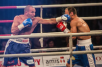 20141017: SLO, Boxing - WBO-Europe champion, Dejan Zavec vs Ferenc Hafner