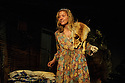 London, UK. 05.01.2016. Two Shed Theatre's AFRICAN GOTHIC, by Reza de Wet, directed by Roger Mortimer and Deborah Edgington, opens at Park Theatre. Picture shows: Janna Fox (as Sussie). Photograph © Jane Hobson.