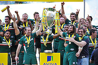 Aviva Premiership Final: Leicester Tigers v Northampton Saints