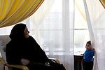 Arhus, Denmark, April, 2010.Charlotte, danish, converted to islam.