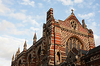 Oxford University's Keble College.