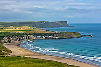 Ireland Scenic Travel Coastlines & Countryside Images