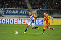 VOETBAL: ABE LENSTRA STADION: HEERENVEEN: 30-11-2013, SC Heerenveen - Go Ahead Eagles, uitslag 3-1, Luciano Slagveer (#17 | SCH), ©foto Martin de Jong