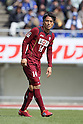 Tsuneyasu Miyamoto (Vissel), MARCH 27, 2011 - Football : 2011 J.League Charity match for victim of Northeastern Pacific Ocean earthquake between Gamba Osaka 2-2 Vissel Kobe at Expo 70 Stadium, in Osaka, Japan. (Photo by Akihiro Sugimoto/AFLO SPORT) [1080]