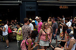 An Irish pub in Chelsea, New York on June 24, 2012.