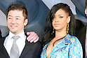 Rihanna, Apr 03, 2012 : TOKYO, JAPAN - Rihanna attends the 'Battleship' Japan Premiere at International Yoyogi first gymnasium on April 3, 2012 in Tokyo, Japan.