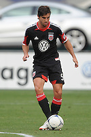 D.C. United defender Dejan Jakovic (5) D.C. United defeated Montreal Impact 3-0 at RFK Stadium, Saturday June 30, 2012.