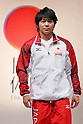 Koji Yamamuro (JPN), September 12, 2011 - Artistic Gymnastics : Koji Yamamuro attends press conference in Tokyo, Japan, regarding the Artistic Gymnastics World Championships 2011 Tokyo. (Photo by Yusuke Nakanishi/AFLO SPORT) [1090]