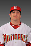 14 March 2008: ..Portrait of Terrence Engles, Washington Nationals Minor League player at Spring Training Camp 2008..Mandatory Photo Credit: Ed Wolfstein Photo