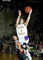 Boys Basketball vs Taylor (Sectional) 3-3-09