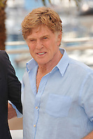 Cannes 2013 - Robert Redford Photocall