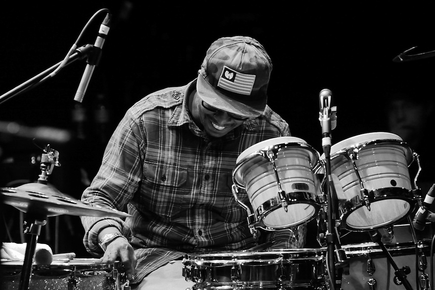 Chris Dave & Drumhedz @HowardTheatre, 4/15/13