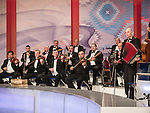 Zika show, a live TV variety show watched each Saturday morning by 25% of the Serbian people during it's production and broadcast  in Belgrade, Serbia<br /> <br /> the live studio band
