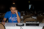 Madagascar. Bonn Climate Change talks. (©Robert vanWaarden)