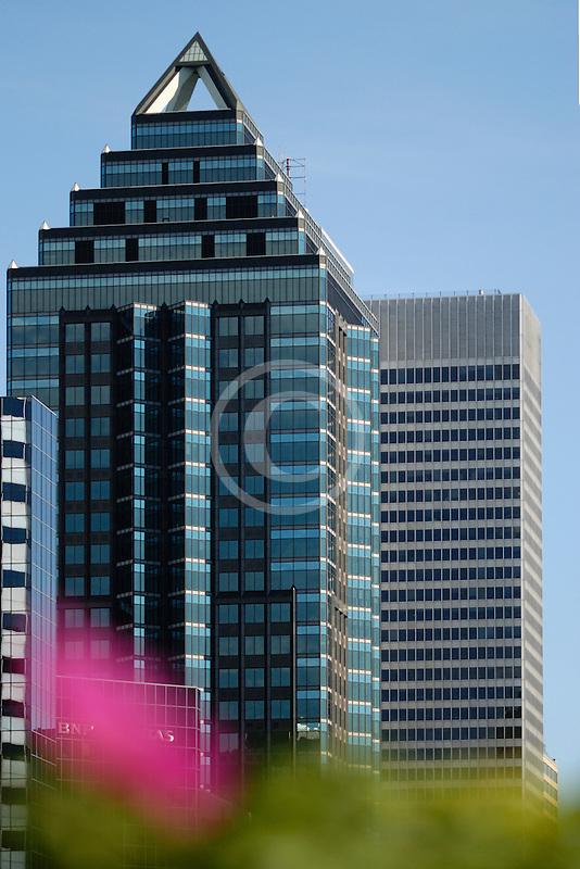 Canada, Montreal, Office skyscraper, downtown