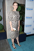 Emily Deschanel<br /> Mercy For Animals 15th Anniversary Gala, The London, West Hollywood, CA 09-12-14<br /> David Edwards/DailyCeleb.com 818-249-4998