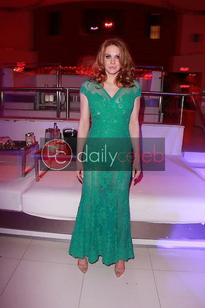 Maitland Ward<br /> at the &quot;Vice&quot; Premiere After-Party Inside, Supperclub, Hollywod, CA 01-15-15<br /> Dave Edwards/DailyCeleb.com 818-249-4998