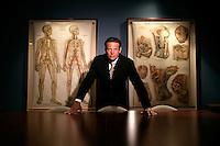 Bruce Blausen,President &amp; CEO, Blausen Medical, Houston, TX<br /> Photo by Chris Covatta
