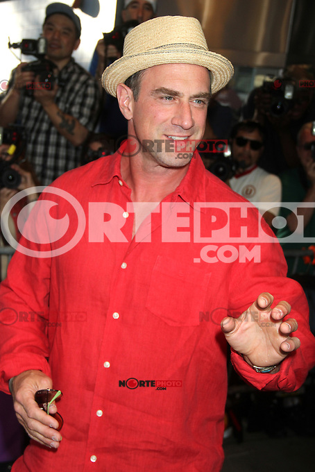 June 27, 2012 Chris Meloni at the special screening of Universal Pictures' Savages at the SVA Theater in New York City. &copy; RW/MediaPunch Inc *NORTEPHOTO*COM*<br />