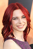 """HOLLYWOOD, LOS ANGELES, CA, USA - MAY 08: Chloe Dykstra at the Los Angeles Premiere Of Warner Bros. Pictures And Legendary Pictures' """"Godzilla"""" held at Dolby Theatre on May 8, 2014 in Hollywood, Los Angeles, California, United States. (Photo by Xavier Collin/Celebrity Monitor)"""