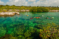 Riviera Maya-Akumal-Caleta Yalku Lagoon