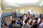 Former Pretoria Prisoner Giving Tour