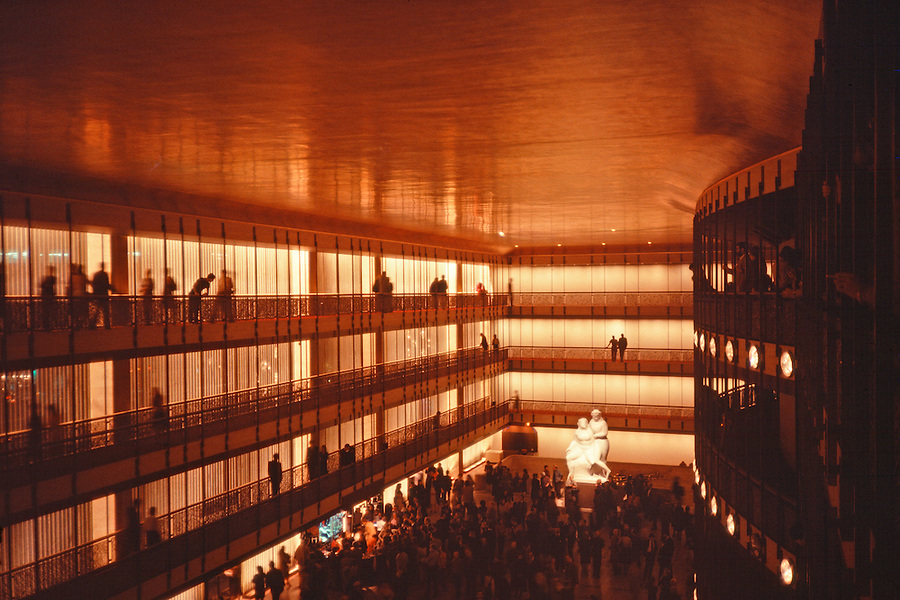 David H. Koch Theater at Lincoln Center for the Performing Arts,  New York City, New York