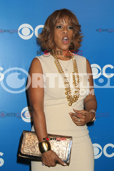 Gayle King at the 2012 CBS Upfront at The Tent at Lincoln Center on May 16, 2012 in New York City. © RW/MediaPunch Inc.