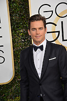 Matt Bomer at the 74th Golden Globe Awards  at The Beverly Hilton Hotel, Los Angeles USA 8th January  2017<br /> Picture: Paul Smith/Featureflash/SilverHub 0208 004 5359 sales@silverhubmedia.com