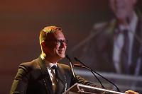 FILE -  Stephane Leduc<br /> lors du Gala benefice pour l'autisme le 11 mai 2016.<br /> <br /> <br /> PHOTO : Agence Quebec Presse