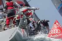 PORTUGAL, Cascais, AUDI MedCup, 15th May 2010,  Portugal Trophy, TP52 Synergy.