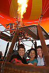 20100328 March 28 Gold Coast Hot Air Ballooning