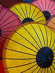 Umbrellas for Sale, Luang Prabang, Laos