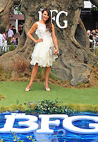 Elizabeth &quot;Lizzie&quot; Cundy at the &quot;The BFG&quot; UK film premiere, Odeon Leicester Square cinema, Leicester Square, London, England, UK, on Sunday 17 July 2016.<br /> CAP/CAN<br /> &copy;CAN/Capital Pictures /MediaPunch ***NORTH AND SOUTH AMERICAS ONLY***