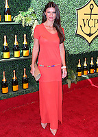 PACIFIC PALISADES, CA, USA - OCTOBER 11: Danielle Vasinova arrives at the 5th Annual Veuve Clicquot Polo Classic held at Will Rogers State Historic Park on October 11, 2014 in Pacific Palisades, California, United States. (Photo by Xavier Collin/Celebrity Monitor)